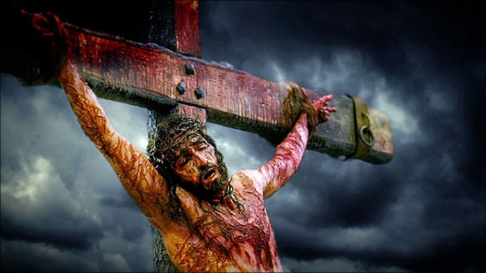 Jesus-crucification-